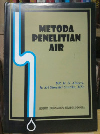 Image of Metoda Penelitian Air